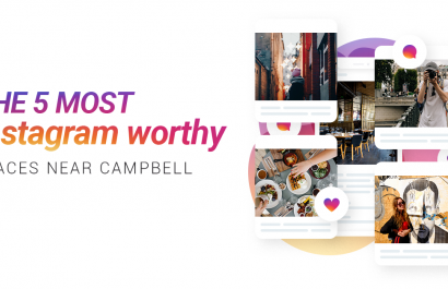 The 5 Most Instagram Worthy Places Near Campbell