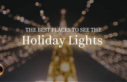 The Best Places To See The Holiday Lights
