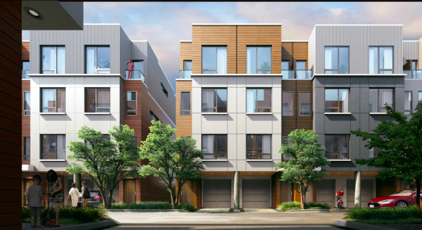 Ironwood Freehold Townhomes