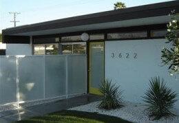 El Rancho Vista Estates exterior of home