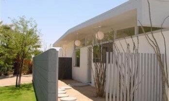 El Rancho Vista Estates doorway