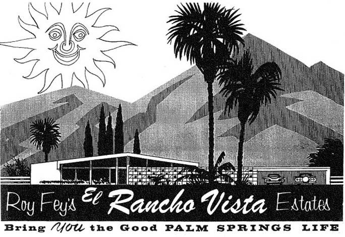 Roy Fey's El Rancho Vista Estates