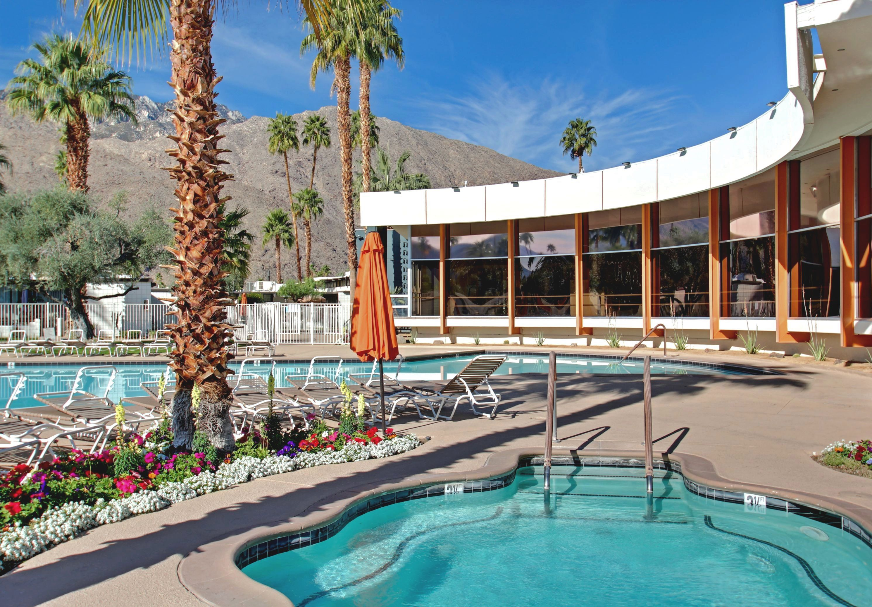 1111 E Palm Canyon Drive #316, Palm Springs - Ocotillo Lodge