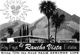El Rancho Vista Estates poster