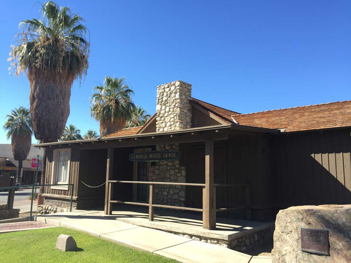 Palm Springs Historic Home