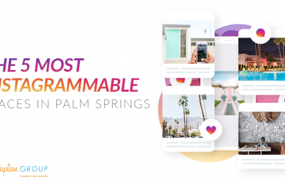 The 5 Most Instagram Worthy Places in Palm Springs