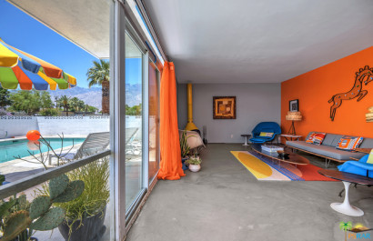 Buying a Palm Springs Vacation Home
