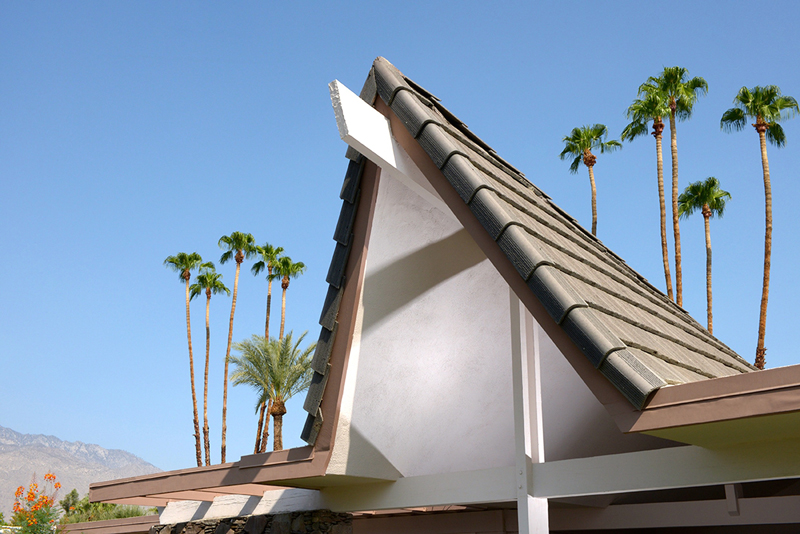 Roofline at Green Fairway Estates