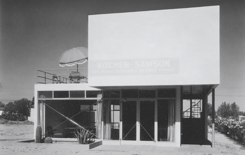 Kocher-Samson Building