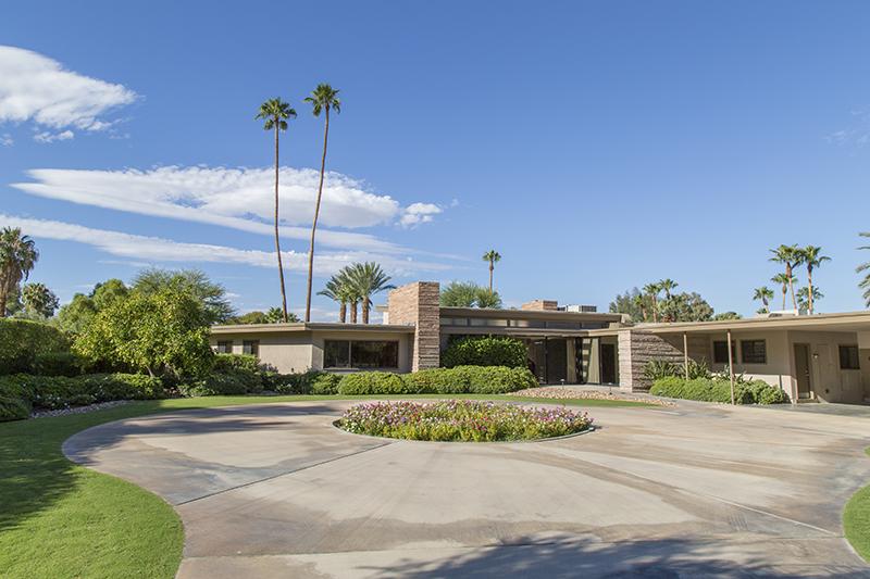 Sinatra Twin Palms Estate
