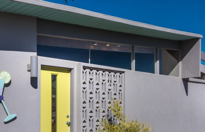 Bright Alexander Home in Racquet Club Estates // The Paul Kaplan Group Palm Springs Real Estate Blog