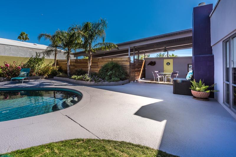 1150 E Adobe Way, Palm Springs 92262 - patio