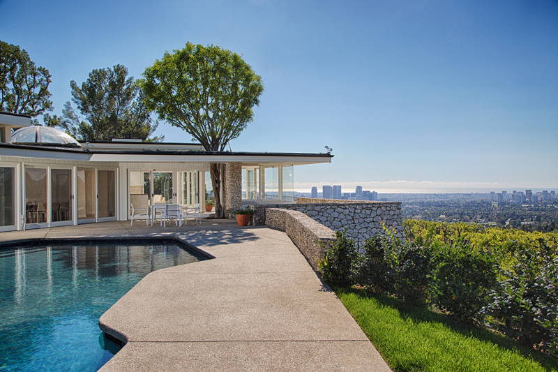 Trousdale Estates home in Beverly Hills