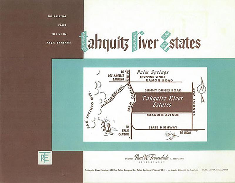 Tahquitz River Estates