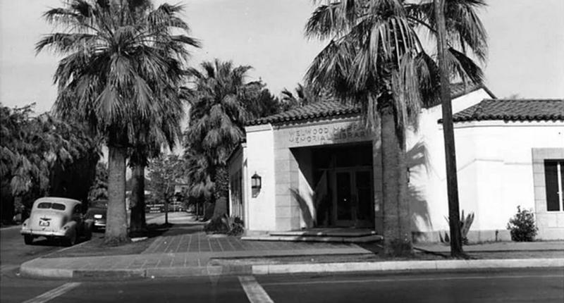 Welwood Murrary Memorial Library