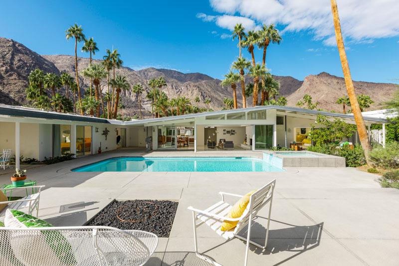 616 N High Road, Palm Springs,