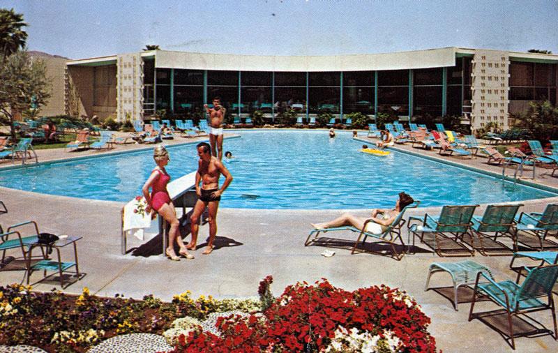 Vintage image of Ocotillo Lodge