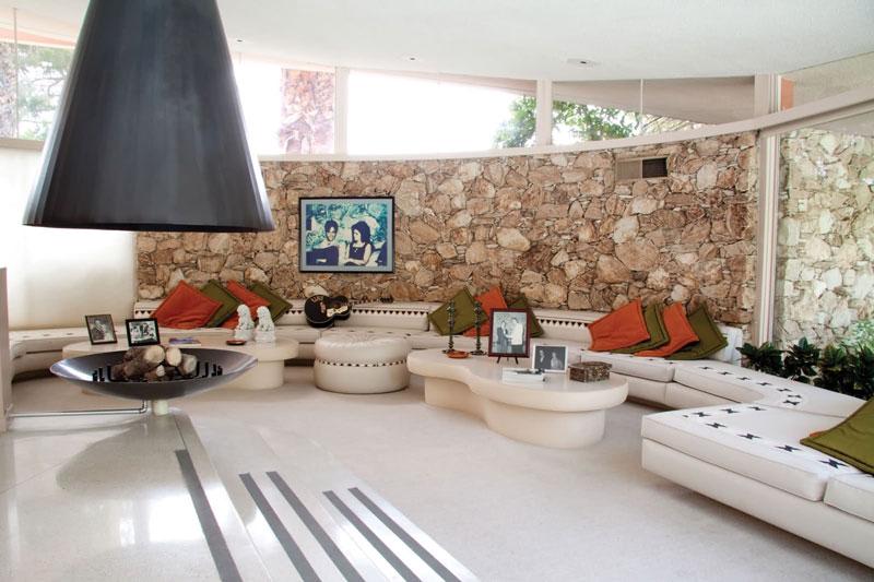 House of Tomorrow interior