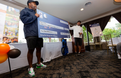 Golf Fore a Cause Press Release