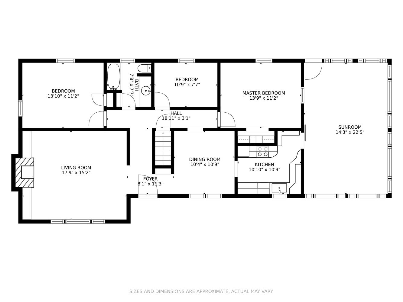Slide Show and Virtual Floor Plan