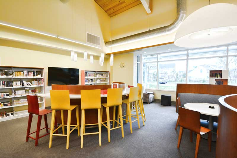 haymarket gainesville va library