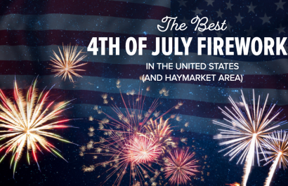 Top 10 Firework Displays in the United States (local too!)