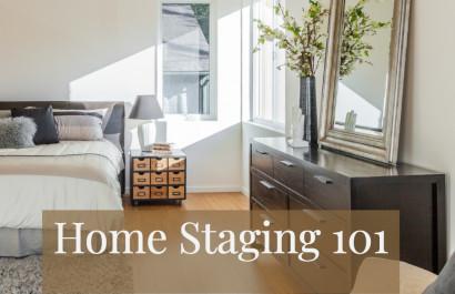 Home Staging 101 Haymarket Area Homes