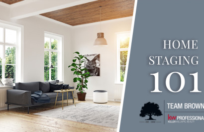 Home Staging 101