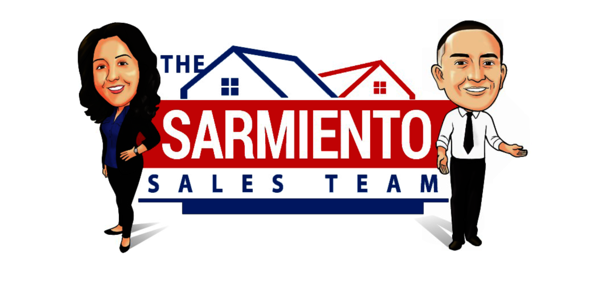 The Sarmiento Sales Team<br>RE/MAX Distinguished Homes & Properties