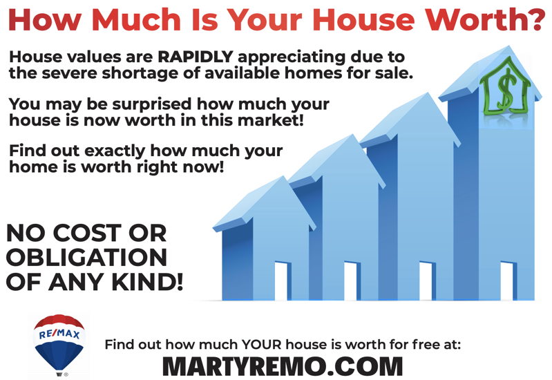 Find Out What Your Home Is Worth In the Hudson Valley