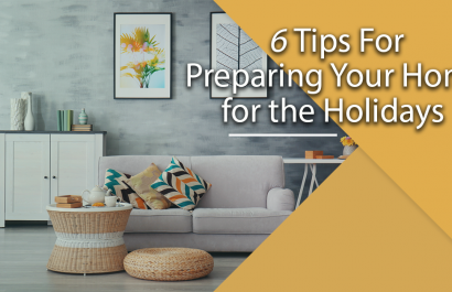 6 Ways to Prep Your Home for the Holidays