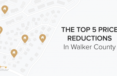 Top 5 Price Reductions in Walker County