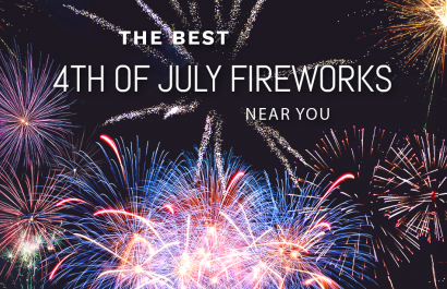 Top 4th of July Fireworks Near You