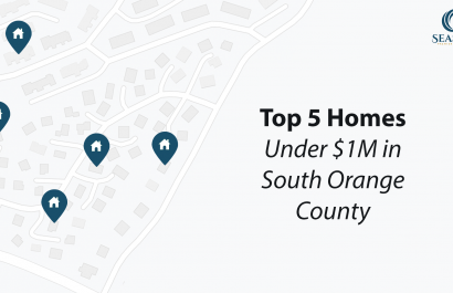 Top 5 Homes Under $1M In South Orange County