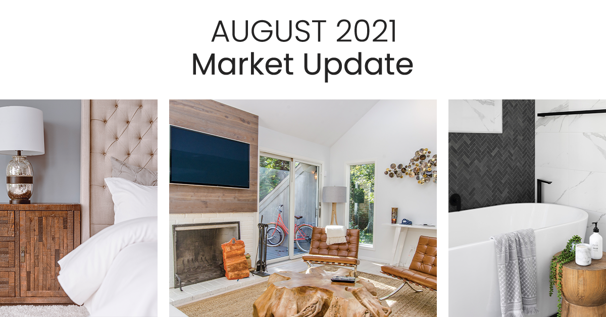 August 2021 Market Report