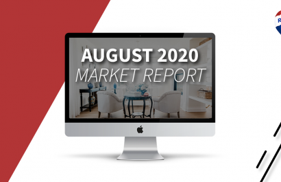 August Hamblen County Market Report