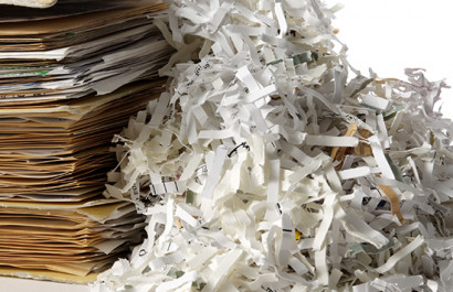 Shred your documents for free