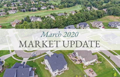 Grand Rapids Area Monthly Market Update | March 2020