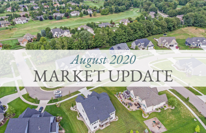 Grand Rapids Area Monthly Market Update | August 2020