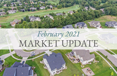 Grand Rapids Area Monthly Market Update | February 2021