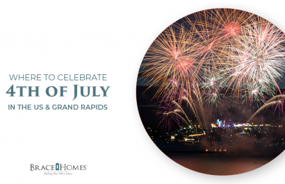 Top Firework Displays in Grand Rapids