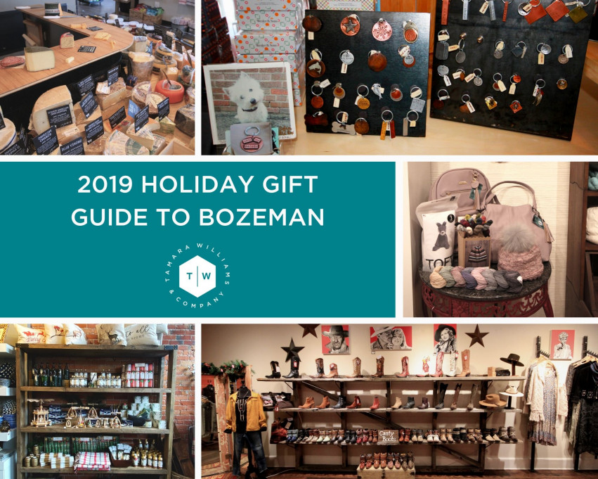 Holiday Gift Guide to Bozeman