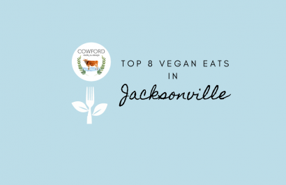 Top 8 Vegan Eats In Jax