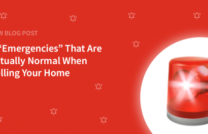 "5 ""Emergencies"" That Are Actually Normal When Selling Your Home Or Condo"