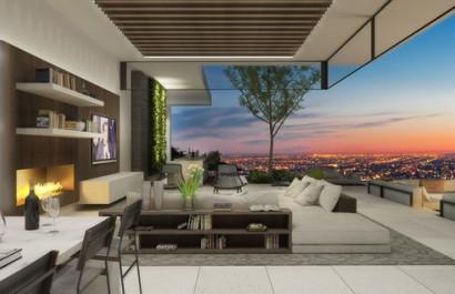 Hollywood Hills: 2275 Sunset Plaza Dr.
