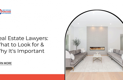Real Estate Lawyers: What to Look for & Why It's Important