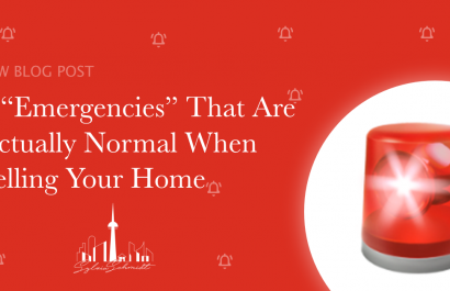 """4 """"Emergencies"""" That Are Actually Normal When Selling Your Home"""