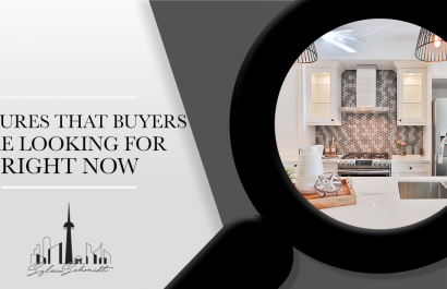 Features That Buyers Are Looking For Right Now