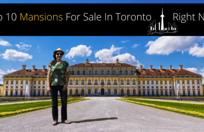 Top 10 Mansions For Sale In Toronto
