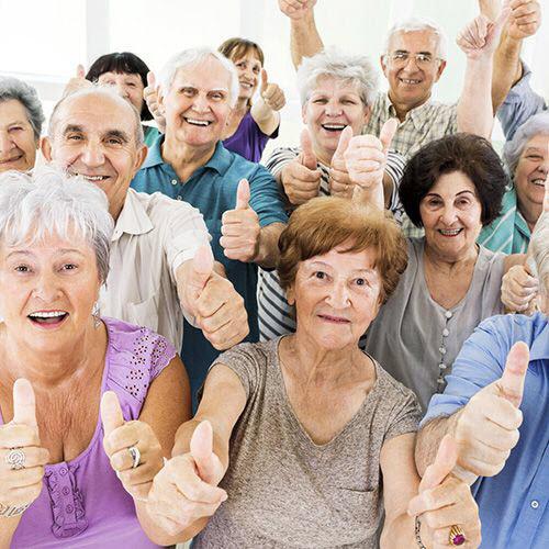 Single Seniors Beach Club